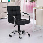 High Back Big & Tall 400lb PU Leather Office Chair Executive Computer Chair NEW