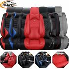 14pc Interior Leather Car Seat Cover Waterproof 5-Seats Truck Full Set Protector $70.0 USD on eBay