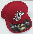 Cincinnati Reds  MLB New Era Cincy Scoop 59Fifty Cap Hat Mr. Red on Ebay