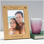 PERSONALISED I Love You Anniversary Photo Frame Gifts for Girlfriend Wife Her