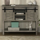 Rustic Console Table Buffet Ca...