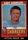 1971 Topps #172 Gary Garrison Chargers San Diego St 6 - EX/MT $3.25 USD on eBay