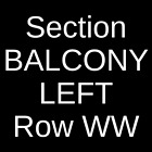 4 Tickets The Rocket Man Show 2/26/20 Fort Myers, FL