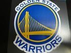 Golden State Warriors Colored Window Die Cut Decal Wincraft Sticker 8x8 NBA on eBay