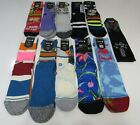 Stance Mens Athletic Socks large (9-12) Nwt