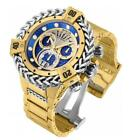 Invicta Reserve Hercules Bolt Swiss Mvt 8040.N Stainless Steel Watch 56mm New image