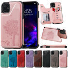 For Iphone 11 2019 Xi/xi R/xi R Max Magnetic Leather Wallet Case Card Slot Cover