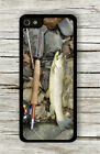 FISHING WITH FLY CASE FOR iPHONE 4 , 5 , 5c , 6 -fds2X
