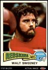 1975 Topps #159 Walt Sweeney Redskins Syracuse 5 - EX $0.99 USD on eBay