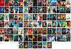 HUGE LOT POPULAR MOVIES DVD SCI-FI ACTION THRILLER HORROR U CHOOSE W/ DISCOUNT