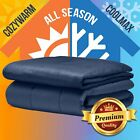 Luxury Goose Down Alternative Comforter Twin Queen King Size Bedding Set image