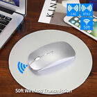 Bluetooth 4.0 Wireless dual-mode mouse rechargeable Silent with Notebook PC US