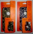 HYPE Heavy Duty Camo Phone Case for iPhone 5 Bonus Earbuds CAMO GRAY or GREEN