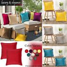 Dutch Velvet Cushion Covers Throw Pillow Cases Sham Cover For Sofa Bedroom Couch
