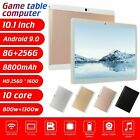"Android 9.0 10.1"" HD Tablet PC 8 256GB/512GB 4G Wifi Octa-Core Dual SIM Phablet"