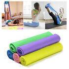 Yoga Stretch Strap Rubber Belt Women Fitness Accessories Exercise Gym Rope image
