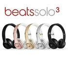 Beat By Dr. Dre Solo3 Wireless On-Ear Headphones Black Silver Gold Stain Gold