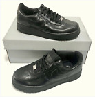 Nike Air Force 1 Low Black '07 Men's Classic Sneakers Sizes 7-13 Brand New