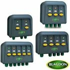 Blagdon Powersafe Switch box 2 / 3 / 4 / 5 Koi Pond Power Outlet