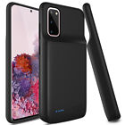 For Samsung Galaxy S20/ S20+/ S20 Ultra External Battery Charger Case Power Bank