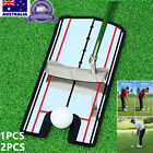 Golf Putting Mirror Alignment Training Aid Swing Trainer Eye Line Trainer