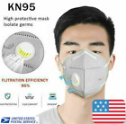 5-10 pcs Face cover 5 layer with valve lot USA Seller New