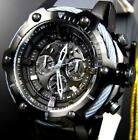 Invicta Marvel Black Panther 52mm Limited Ed Bolt Chronograph Rubber Watch New image