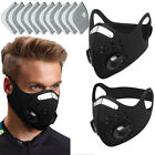 Kyпить Outdoor Motocycle Bicycle Cycling Ski Half Face M-ask w/ Extra Filter Breathable на еВаy.соm