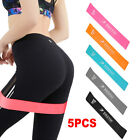 Rubber Resistance Bands Fitness Workout Elastic Training Band For Yoga Pilates! image