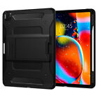 iPad Pro 12.9 inch Case | Spigen®[Tough Armor Pro] Shockproof Cover