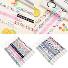 Rope Colorful Nipple Strap Baby Teething Dummy Clips Pacifier Chain Soother