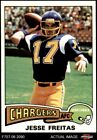 1975 Topps #518 Jesse Freitas Chargers San Diego St / Stanford 8 - NM/MT $2.45 USD on eBay
