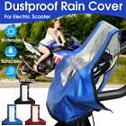 PVC Motor Mobility Scooter Control Panel Tiller Cover Dustproof Rain