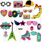 Photo Booth Props Frame Wedding Funny Face Birthday Baby Shower Selfie Supplies