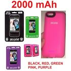 Juice Jacket External Battery Charger Case Apple iPhone 5 5S mobile phone cover