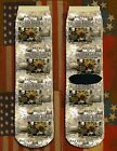 Battle of Fredericksburg American Civil War/War Between the States crew socks
