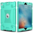 For iPad 9.7 inch/6th Gen/Pro 9.7/Air 2/iPad 6 Case Protective Soft Rubber Cover