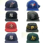 MLB New Era Fitted Snapback Baseball Cap Hat With Team Logo on Ebay