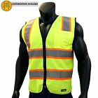 KwikSafety ATHLETE | ANSI Class 2 Reflective Contrasting Safety Vest