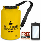 Waterproof Dry Bag Roll Top Compression Bag Rafting, Boating, Beach - Evolution