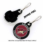 Arizona Coyotes - Zipper Pulls - Choose From 12 Designs $2.95 USD on eBay