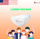 Kyпить 4 PACK OF * Reusable - Washable - 3 Layer Antibacterial Face Mask на еВаy.соm