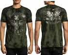 XTREME COUTURE by AFFLICTION Men's T-Shirt STEALTH MISSION Biker MMA S-5X $40 image