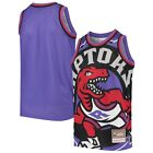 Toronto Raptors NBA Mitchell & Ness Big Face Jersey - Purple