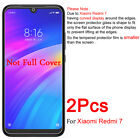 2X 9H Tempered Glass Screen Protector For XiaoMi Redmi 5 6 7 Note 6A 5A Pro S2