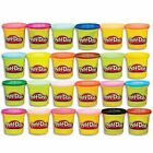 Play-Doh Modeling Compound 24-Pack Case of Colors, Non-Toxic, Multi-Color, 3-Oun