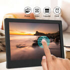 10.1in 1280x800 IPS Touch Screen Electronic Photo Album Frame Wifi Alarm Clock