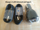 Dual Turbo 30 watt fast  charger Universal for Phones and electronic devices