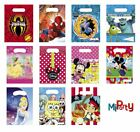 Party Loot Bags, Gift Pack, Plastic Birthday favours Disney and Kids Character