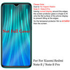 5X Tempered Glass Screen Protector For Xiaomi Redmi 8A 6A Note 5 6 7 8 9S 9 Pro